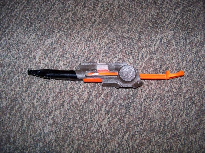 Nerf ballistic knife prototype nerfboyz advertisements sciox Image collections